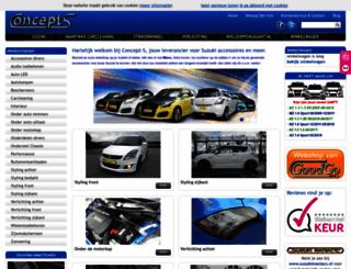 concept-s.nl screenshot