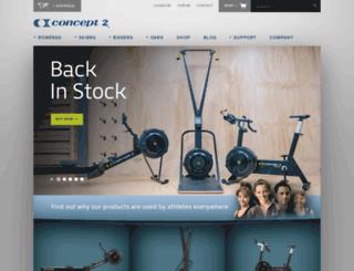 concept2.com.au screenshot