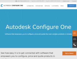 conceptconfigurator.com screenshot