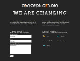 conceptdezain.com screenshot