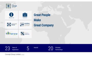 conceptgroup-ng.com screenshot