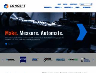 conceptmachine.com screenshot