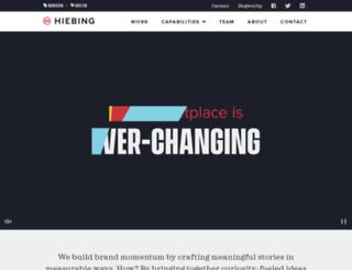 conceptshare.hiebing.com screenshot