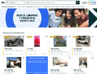 concordia.olx.com.ar screenshot