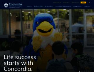 concordiashanghai.org screenshot