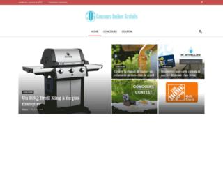 concoursquebecgratuits.com screenshot