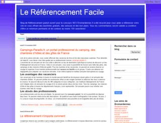 concoursreferencement.blogspot.fr screenshot