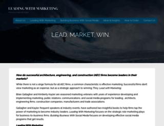 concreteexecutive.com screenshot