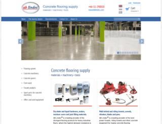 concretefloor.com screenshot