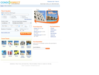 condodirect.com screenshot