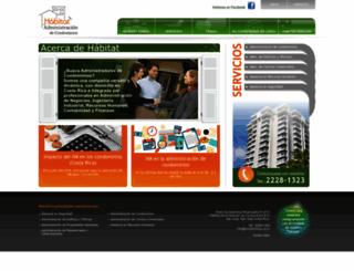 condominios.co.cr screenshot