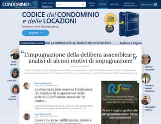 condominioweb.it screenshot