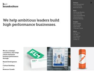 conduce.brandculture.com screenshot