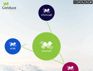 conduce.net screenshot
