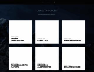 conecta4g.com screenshot
