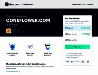 coneflower.com screenshot