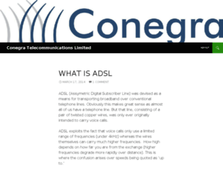 conegra.net screenshot