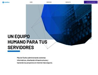 conekia.es screenshot