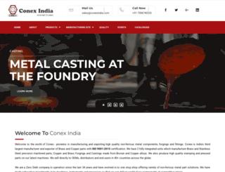 conexindia.com screenshot