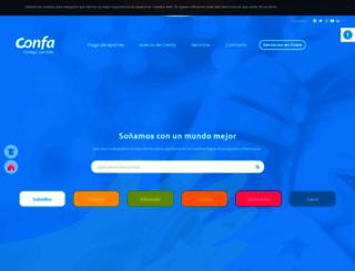 confa.co screenshot