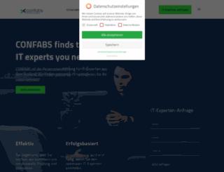 confabs.de screenshot