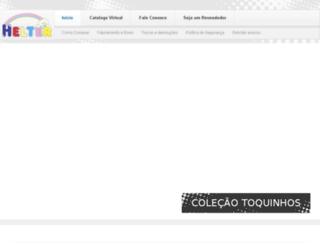 confeccoeshelter.com.br screenshot