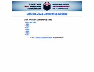conference.cla-net.org screenshot