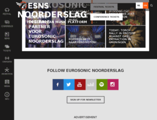 conference.eurosonic-noorderslag.nl screenshot