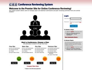 conferencereview.com screenshot
