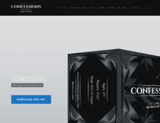 confessionsgame.com screenshot