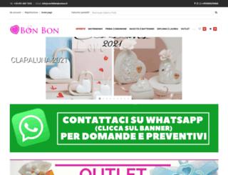 confetteriabonbon.it screenshot