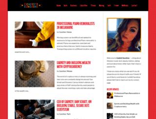 confettisunshineblog.com screenshot