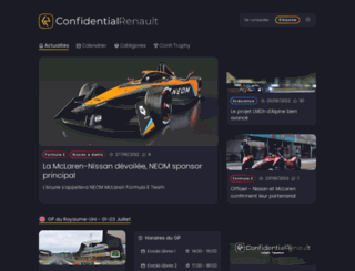 confidential-renault.fr screenshot