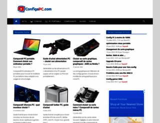 configspc.com screenshot