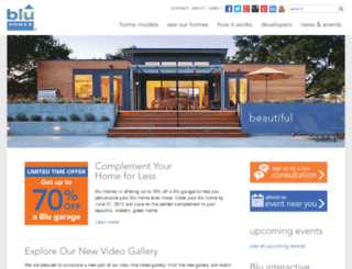 configurator.bluhomes.com screenshot