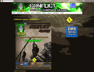 conflictmilsim.blogspot.com screenshot