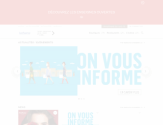 confluence.fr screenshot