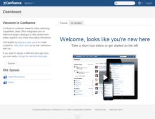 confluence.medu.com screenshot