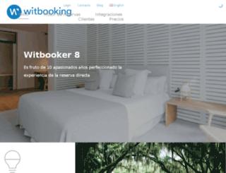 confluence.witbooking.com screenshot