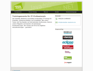 conftool.sandsmedia.com screenshot