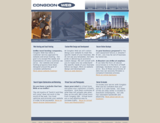 congdonweb.com screenshot