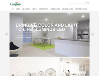 conglom.com screenshot