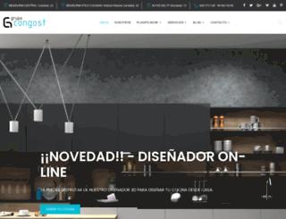 congost.es screenshot