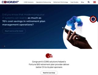 congruentsolutions.com screenshot