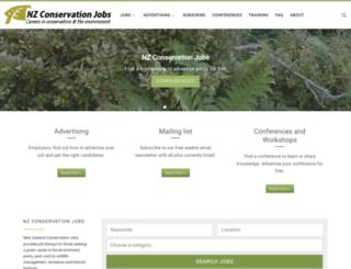 conjobs.co.nz screenshot