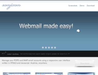 conjoon.com screenshot