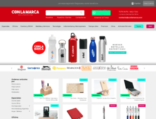 conlamarca.com screenshot