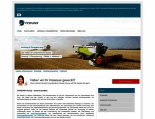 conlink-leasing.de screenshot