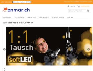 conmar.ch screenshot