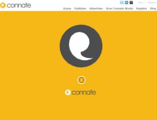 connate.co screenshot